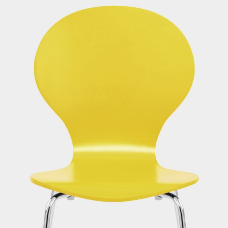 Candy Chair Yellow Seat Image