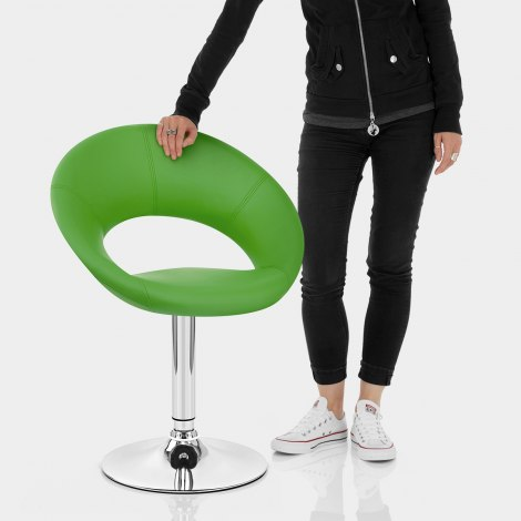 Clementine Chair Green Features Image