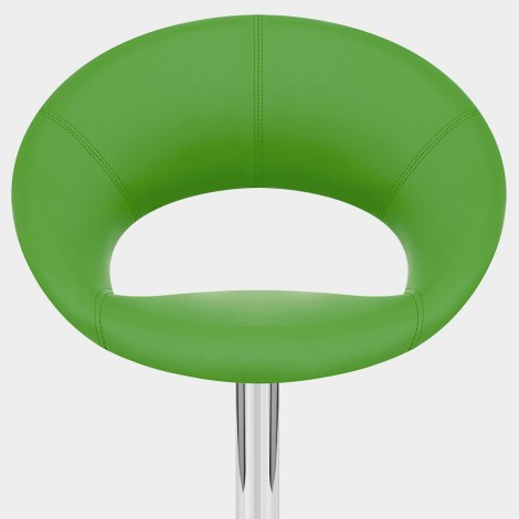 Clementine Chair Green Seat Image