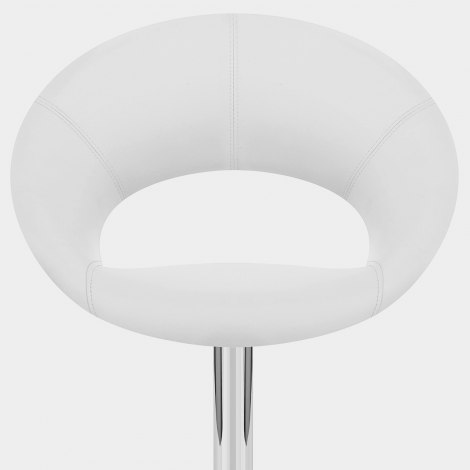 Clementine Chair White Seat Image