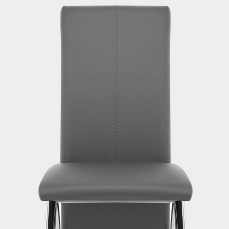 Dali Dining Chair Grey Seat Image