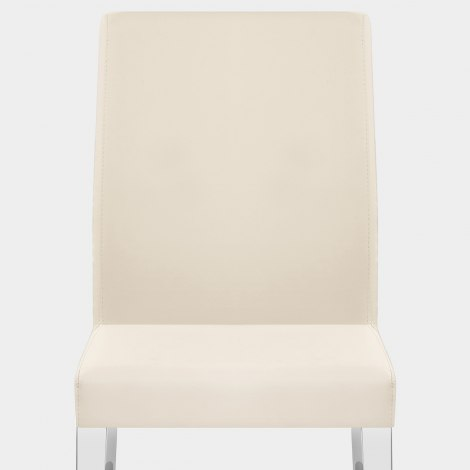 Dash Dining Chair Cream Seat Image