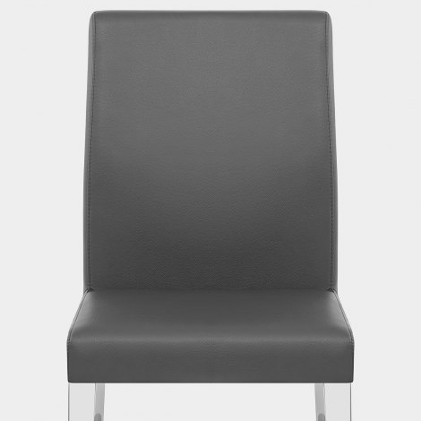 Dash Dining Chair Grey Seat Image