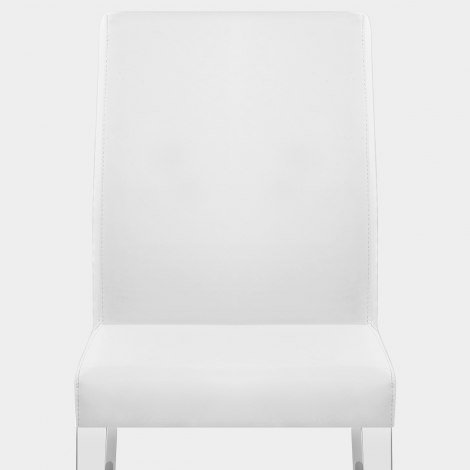 Dash Dining Chair White Seat Image