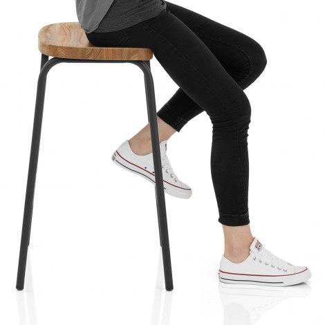 Finn Stool Seat Image