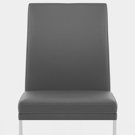 Jade Dining Chair Grey Seat Image