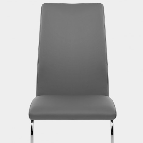 Jordan Dining Chair Charcoal Seat Image