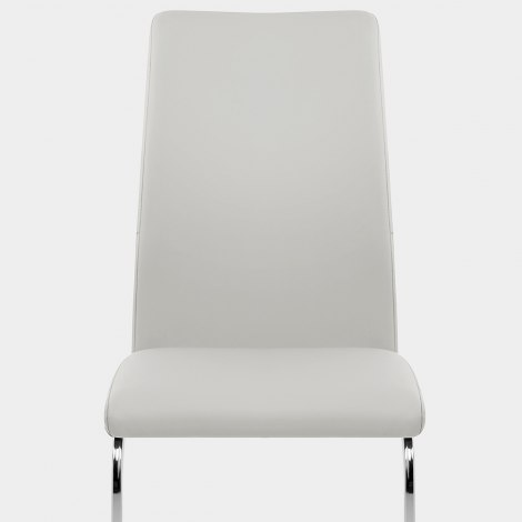 Jordan Dining Chair Light Grey Seat Image