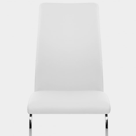 Jordan Dining Chair White Seat Image