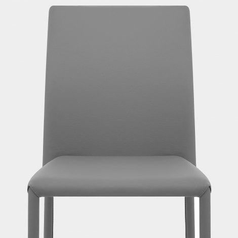 Joshua Dining Chair Grey Seat Image