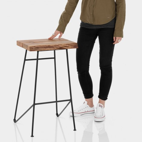 Leo Bar Stool Features Image