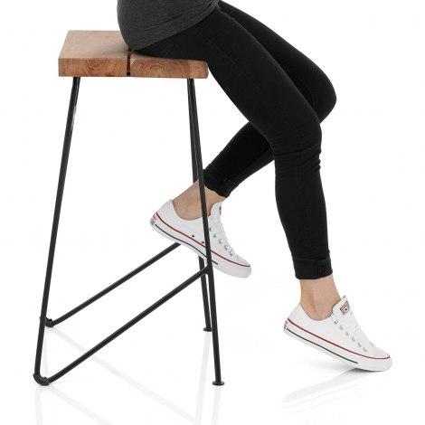 Leo Bar Stool Seat Image