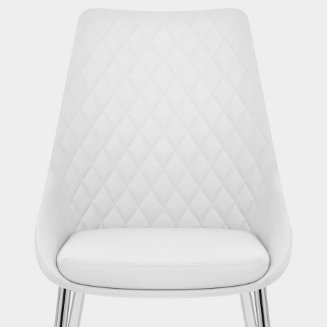 Liberty Dining Chair White Seat Image
