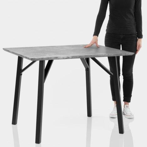 Lucas Dining Table Concrete Features Image