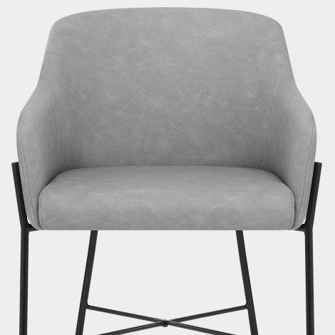 Madison Chair Antique Grey Seat Image