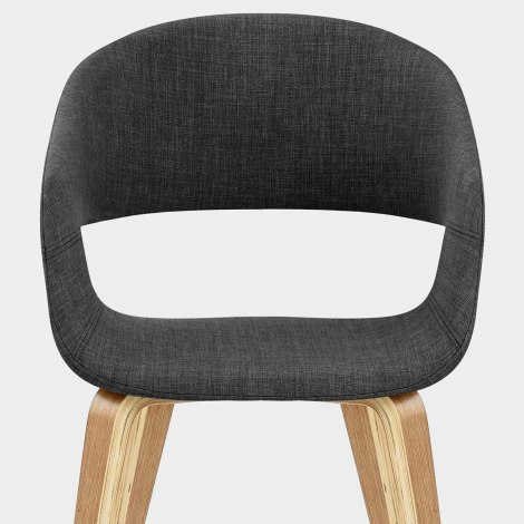 Marcus Dining Chair Grey Seat Image