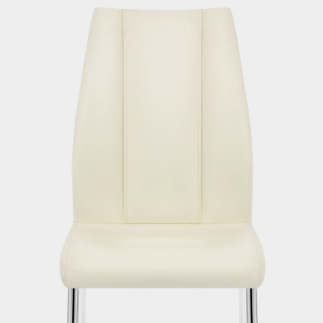 Maxwell Dining Chair Cream Seat Image
