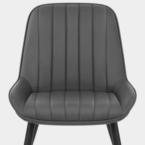 Mustang Chair Grey Seat Image