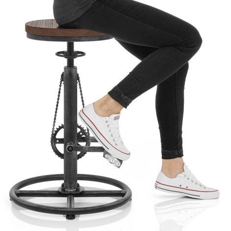 Pedal Stool Seat Image