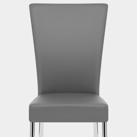Picasso Dining Chair Grey Seat Image