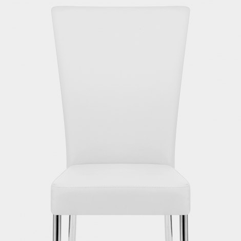 Picasso Dining Chair White Seat Image
