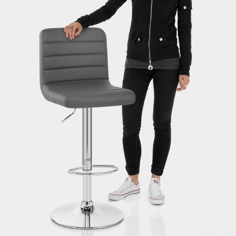 Prime Bar Stool Grey Features Image