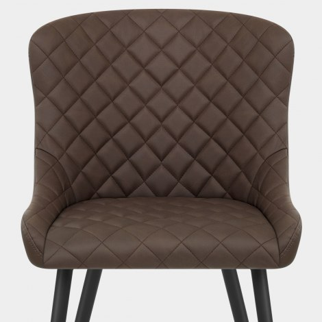 Provence Dining Chair Brown Seat Image