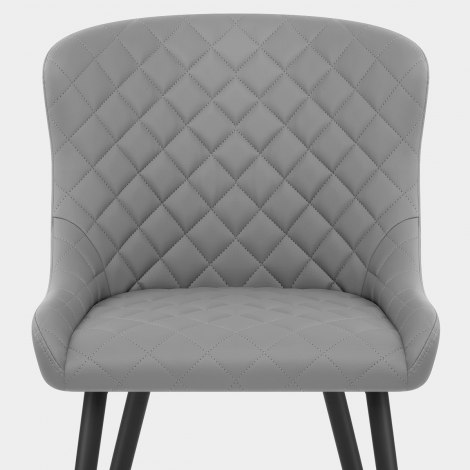 Provence Dining Chair Grey Seat Image