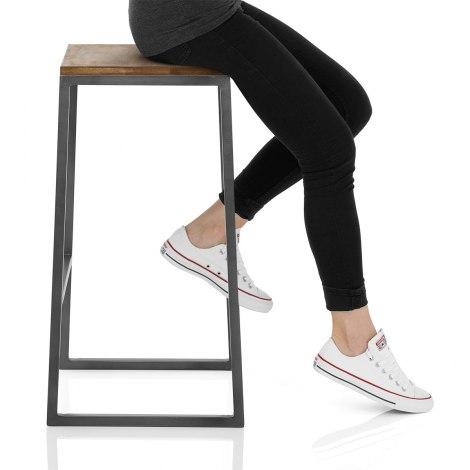 Quad Stool Seat Image