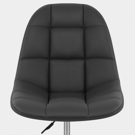 Rochelle Office Chair Black Seat Image