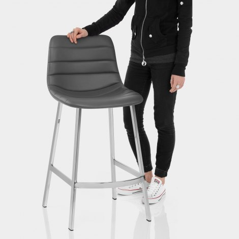 Scala Bar Stool Grey Features Image