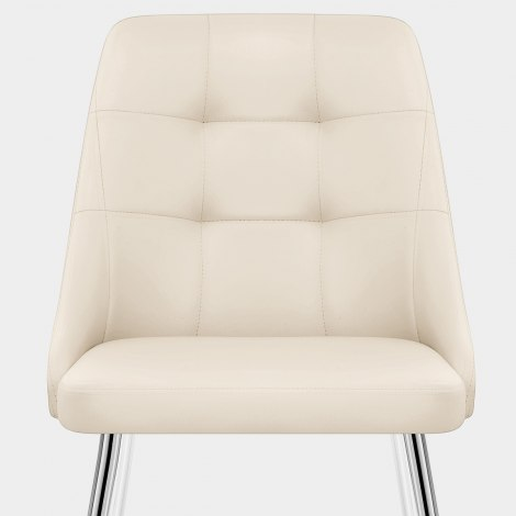 Shanghai Dining Chair Cream Seat Image