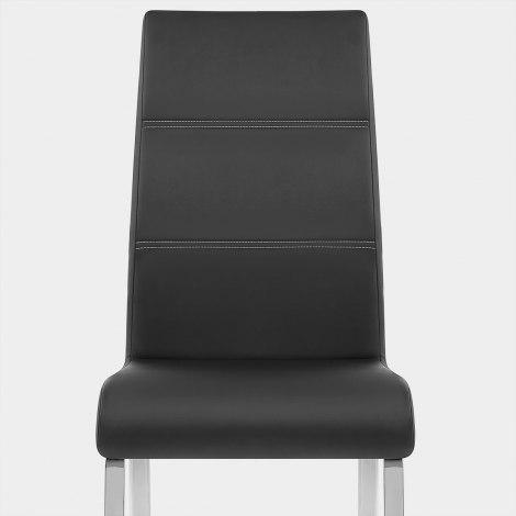 Sherman Dining Chair Black Seat Image