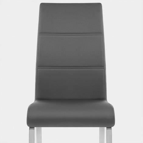 Sherman Dining Chair Grey Seat Image