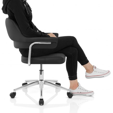 Skyline Office Chair Black Seat Image