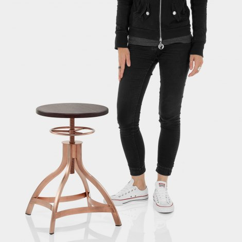 Spark Copper Stool Features Image
