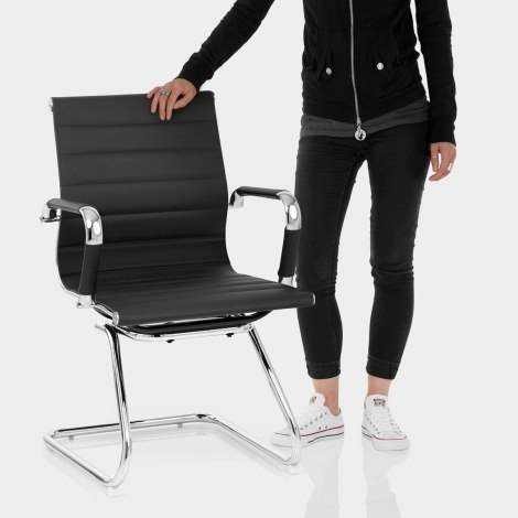 Task Office Chair Black Features Image