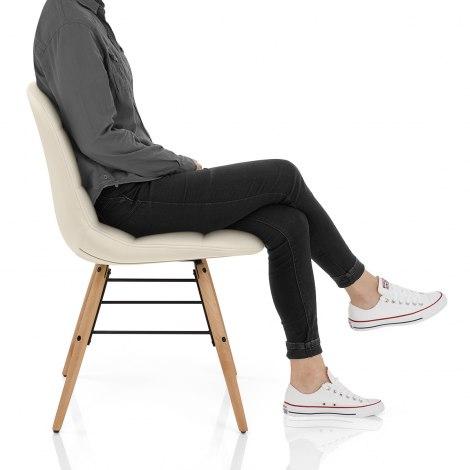 Tate Chair Cream Seat Image
