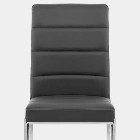 Taurus Dining Chair Black Seat Image