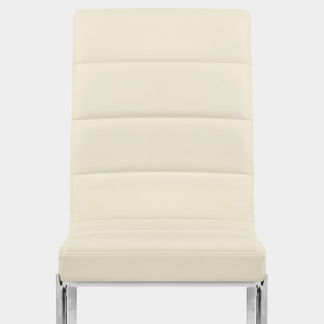 Taurus Dining Chair Cream Seat Image