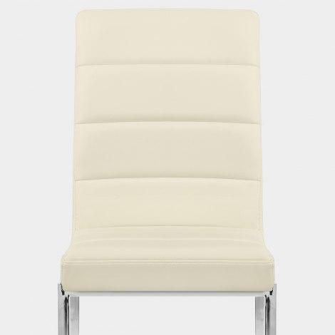Taurus Dining Chair Cream Seat Image