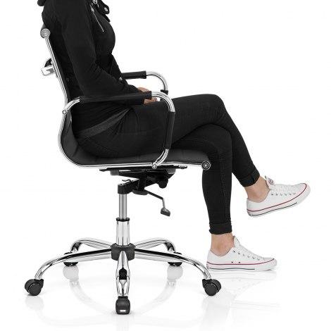 Tek Office Chair Black Frame Image