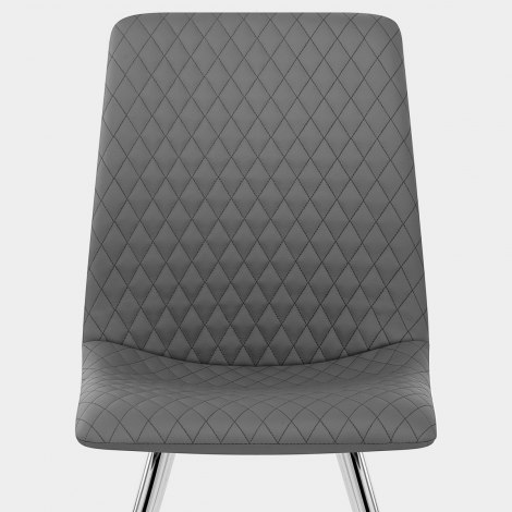 Trevi Dining Chair Charcoal Seat Image