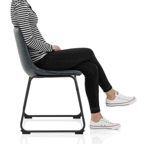 Tucker Chair Antique Slate Frame Image