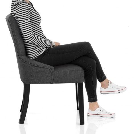 Verdi Chair Grey Frame Image