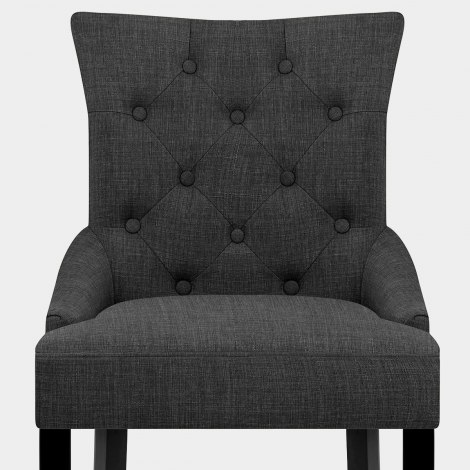 Verdi Chair Grey Seat Image