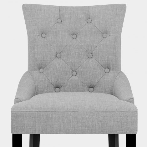 Verdi Chair Light Grey Seat Image