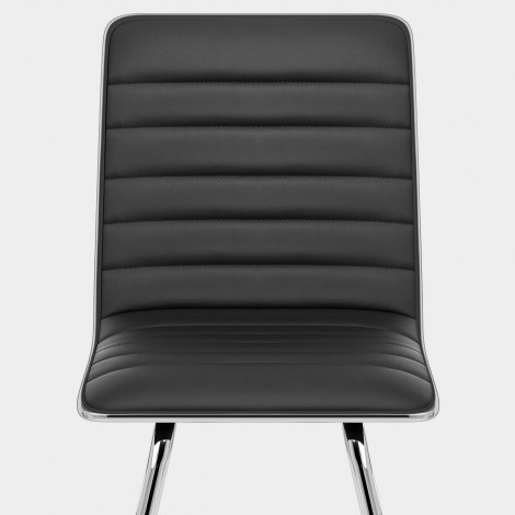 Vesta Dining Chair Black Seat Image