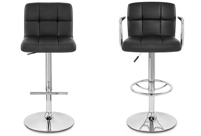Bar Stools With and Without Arms