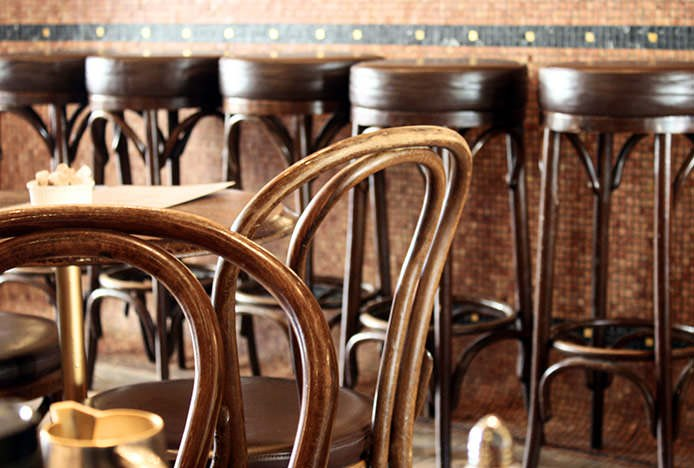 Bentwood Bistro Chairs and Bar Stools
